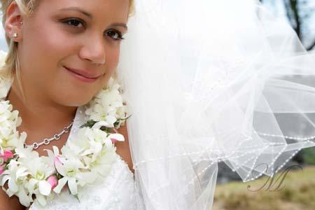Hawaiian Leis From An Elegant Island Wedding On Maui